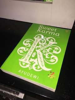 Novel sweet karma