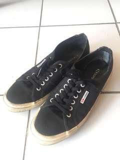 Superga Black Size 44