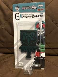 全新 日版 Banpresto 眼鏡廠 2013 一番賞 G 賞 Masked Rider 假面騎士 幪面超人1號 Figure 景品 聖誕禮物