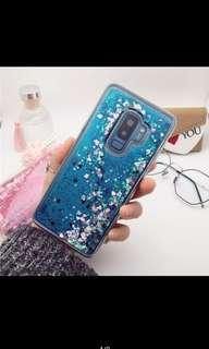 Glitter case S9 plus