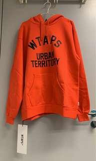 WTAPS 18AW WUT Hoody / Size L / 100% new