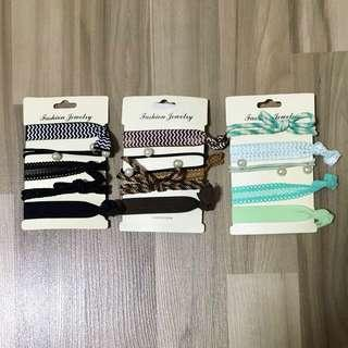 🚚 🌟BN INSTOCKS Assorted Designs & Colors Hair Bands