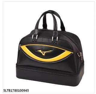 🚚 全新 美津濃 Mizuno 高爾夫衣物袋 運動包包 雙層衣物袋