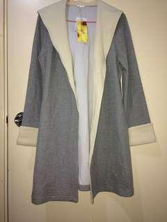 Ingni/ allamanda 灰色外套