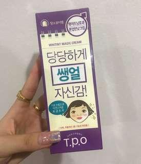TPO Whitint Magic Cream
