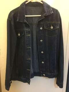 99.9%new Denim jacket