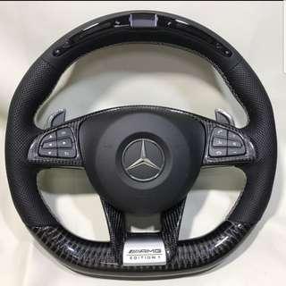 Mercedes W204 W205 W212 W213 W176 W117 W246 X156 LED Performance steering