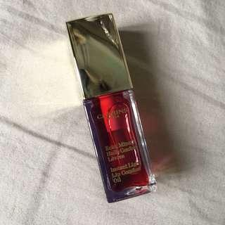 Clarins Lip Oil 凝亮護唇油 03 red berry