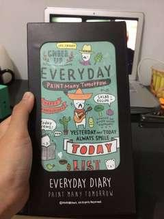 Buku Agenda tahun 2019