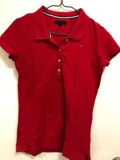 Tommy Hilfiger Polo Shirt Lady