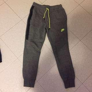 Nike棉褲 fleece joggers pants
