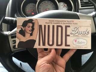 The Balm Nude Dude Volume 2