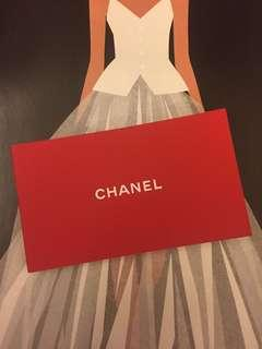 Chanel VIP Gift Notebook 動畫記事簿