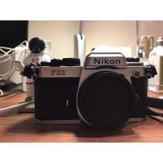 🚚 Nikon FE2