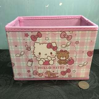 Kitty storage box