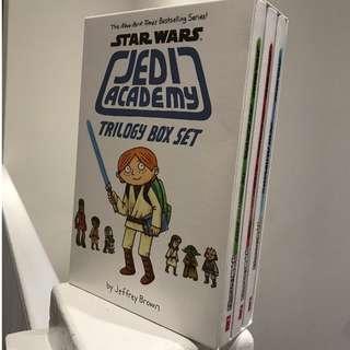 Star Wars: Jedi Academy Trilogy Set