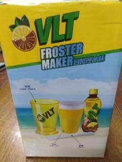 VLT FROSTER MAKER(自製沙冰杯)限量版