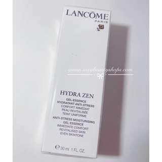 【包郵】Lancome Hydra Zen Neocalm™ Gel Essence 舒緩抗壓保濕精華素30ML