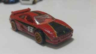 Hot Wheels Ferrari Racers F355 Challenge