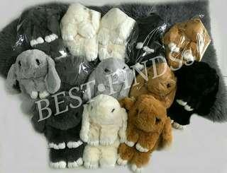 Fluffy Bunny sling