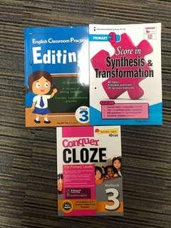 Primary 3 English Assessment Books EPH