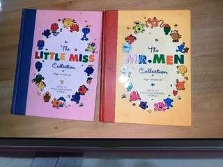 Little Miss and Little Men