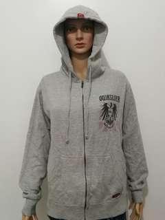 Quiksilver Grey Hoodie Jacket