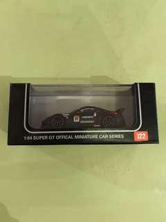 Kyosho 1:64 Super GT Official Miniature Car Series(Xanavi Nismo Z Test Car 2006