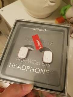 Miniso True Wireless Headphones Earphones
