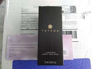 *NEW* TATCHA Luminous Dewy Skin Mist Travel Size