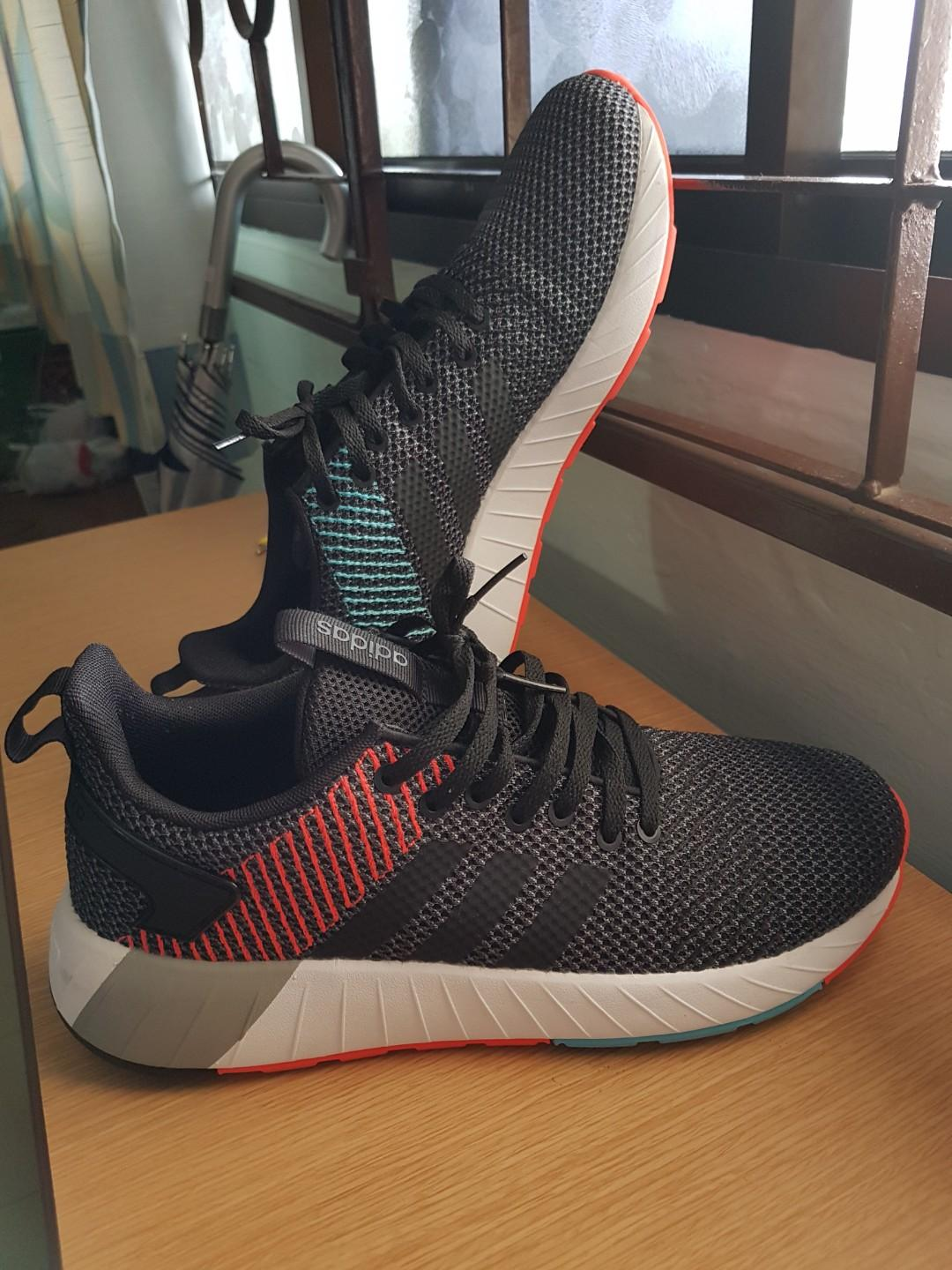 Adidas NEO Questar BYD Shoes, Men's