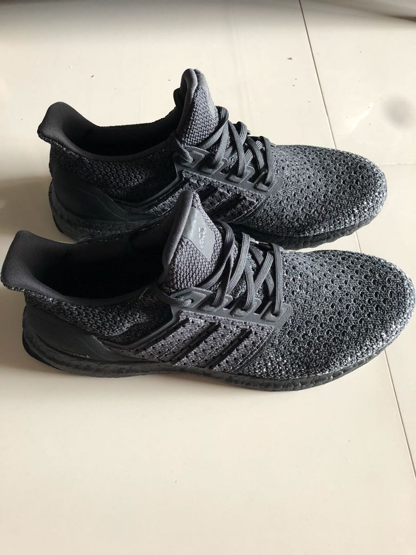 76353b808e187 Adidas Ultraboost Clima Triple Black Price drop