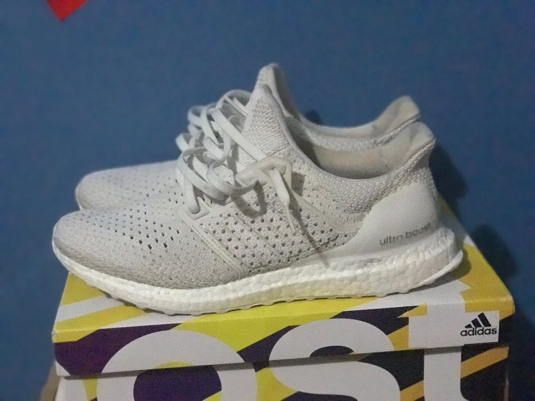 6a778f78808 Adidas ultraboost climacool all white