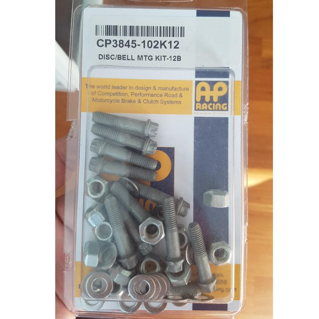 AP racing disc/bell bobbin pin (CP3845-102k12), Car