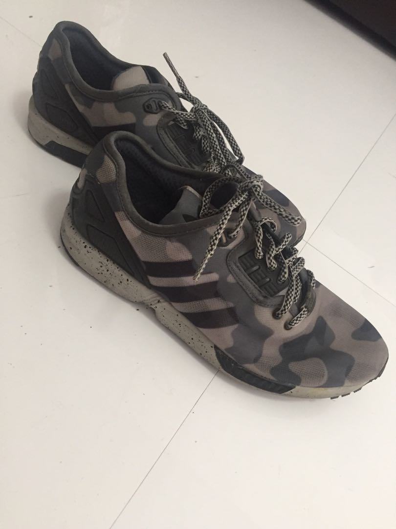 61a6dfc55 Authentic Adidas ZX Flux