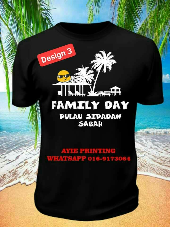 146cc7d2 Baju family day, Men's Fashion, Clothes, Tops on Carousell