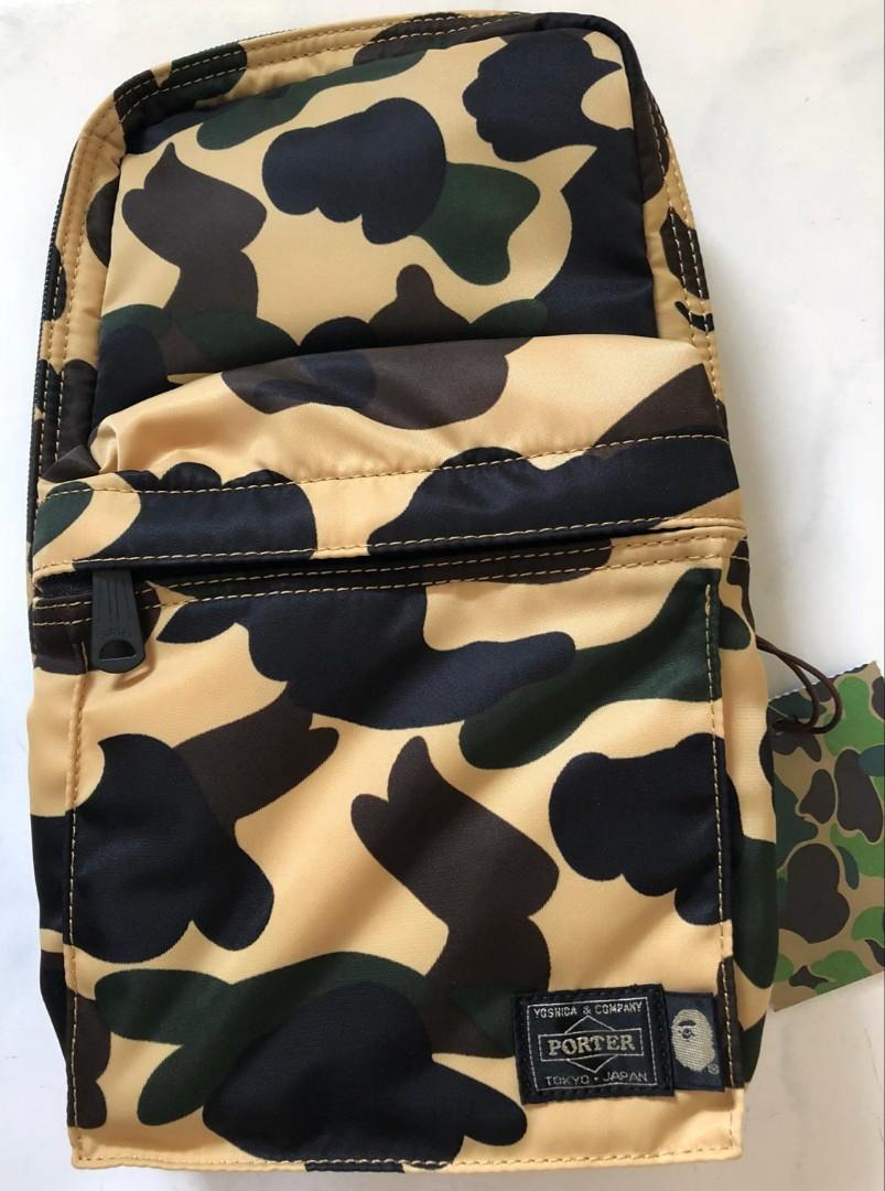 8c41e25c9a7e BAPE X PORTER SHOULDER BAG