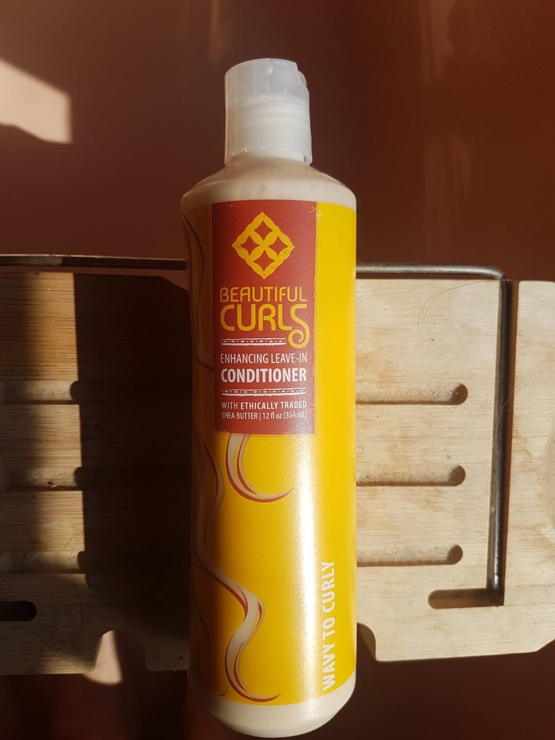 Beautiful Curls Enhancing Wavy Leave-in Conditioner