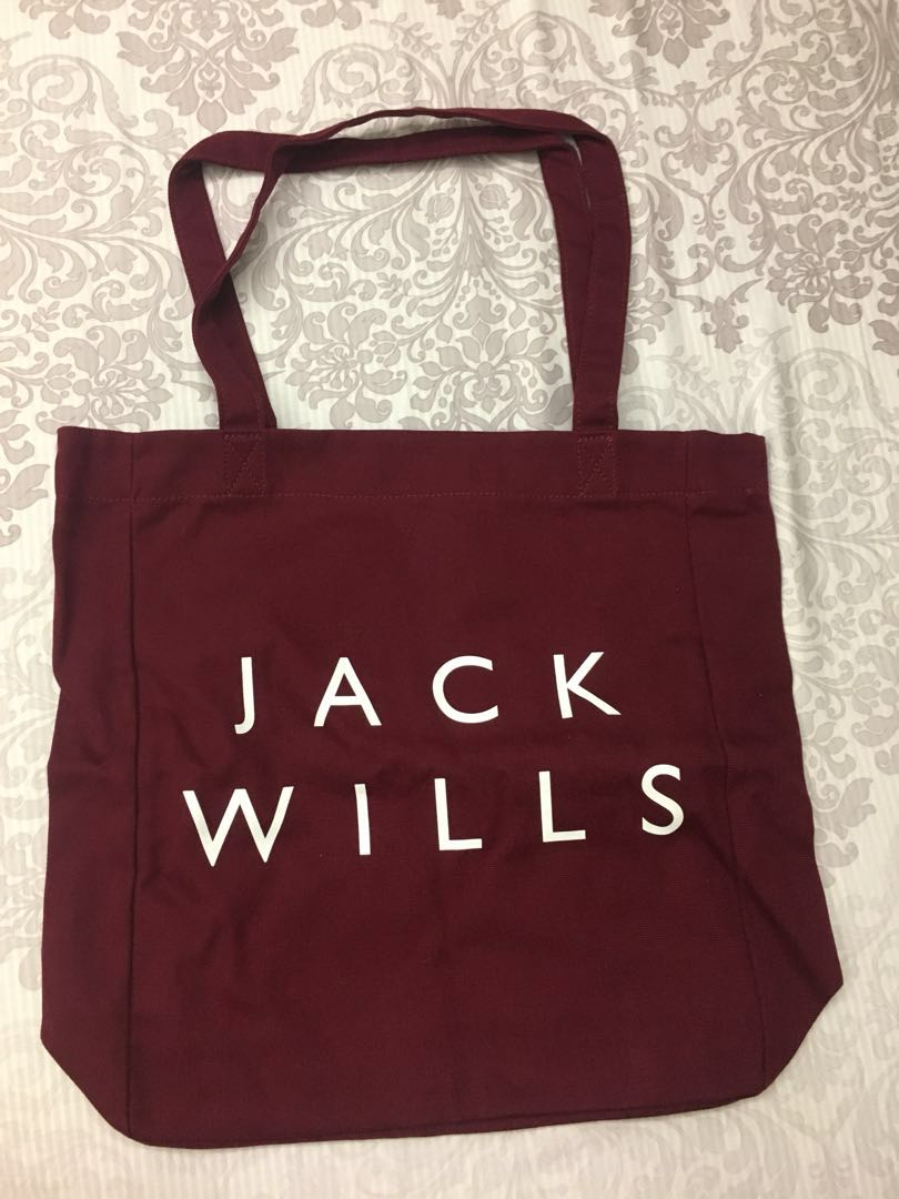 b4d4caee3e Bnip Jack Wills Burdy Tote Bag Women S Fashion Bags Wallets