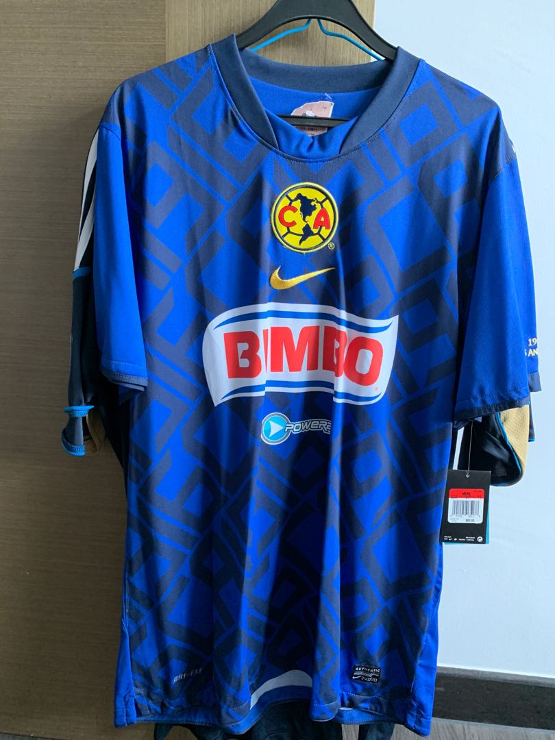 ea6166ed1cc BRAND NEW WITH TAGS CLUB AMERICA SOCCER JERSEY NIKE SIZE L, Sports ...