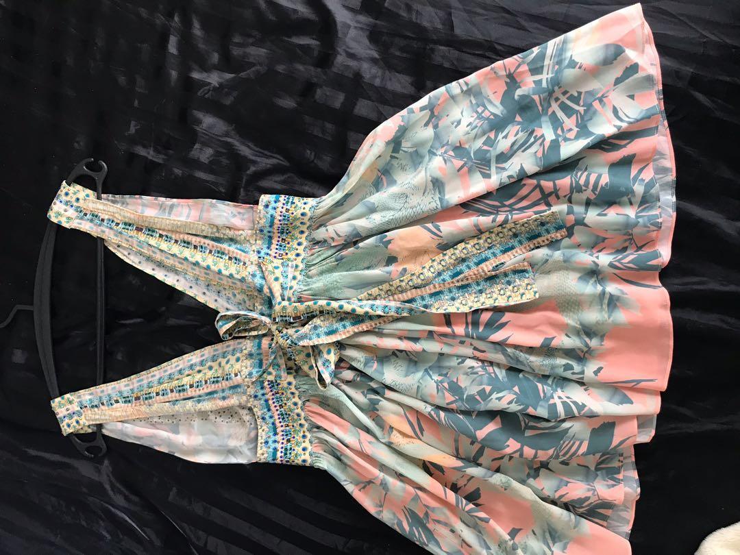 Camilla mini dress  Size 2