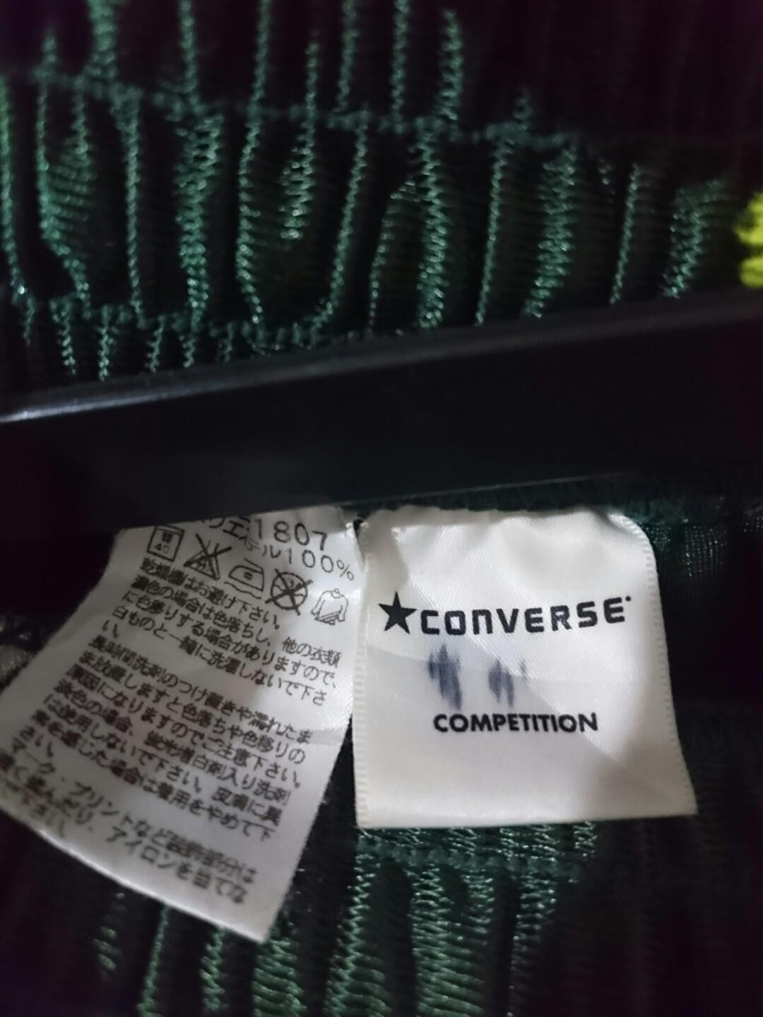 Converse competition basket ball