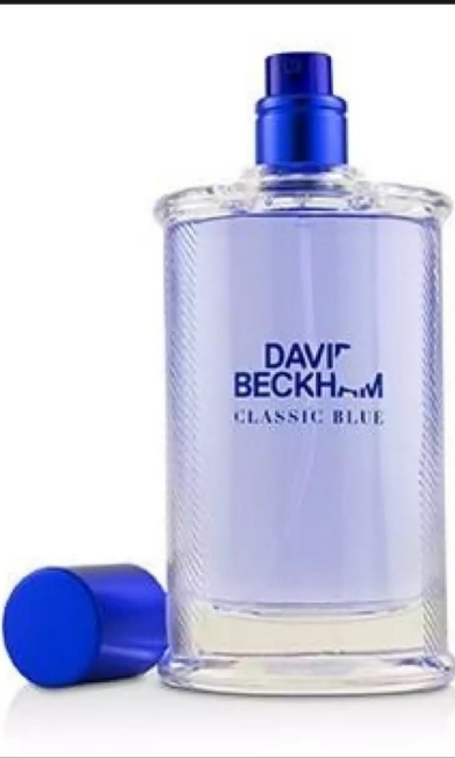 David Beckham Classic Blue 90ml Health Beauty Perfumes Nail