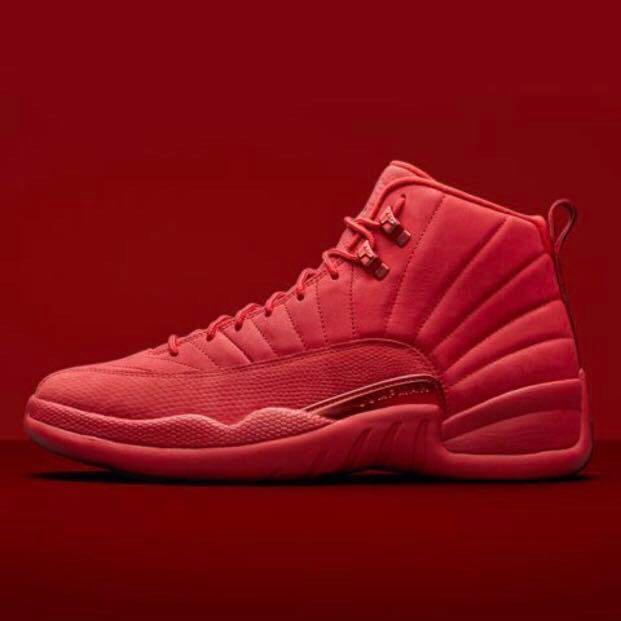 9a4edff04e9 🔥Deadstock Nike Air Jordan 12 Retro Gym Red