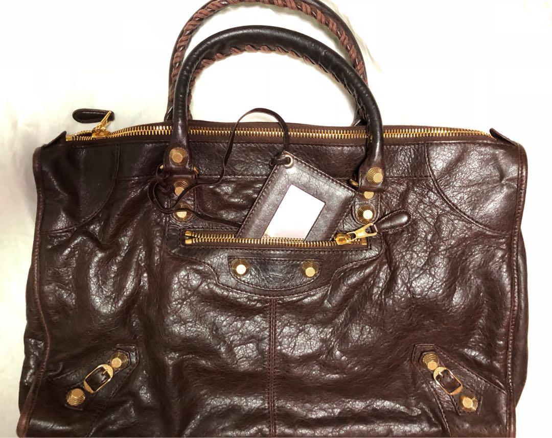 3454a7c38b EEEUC Balenciaga G21 Work Bag, Women's Fashion, Bags & Wallets ...