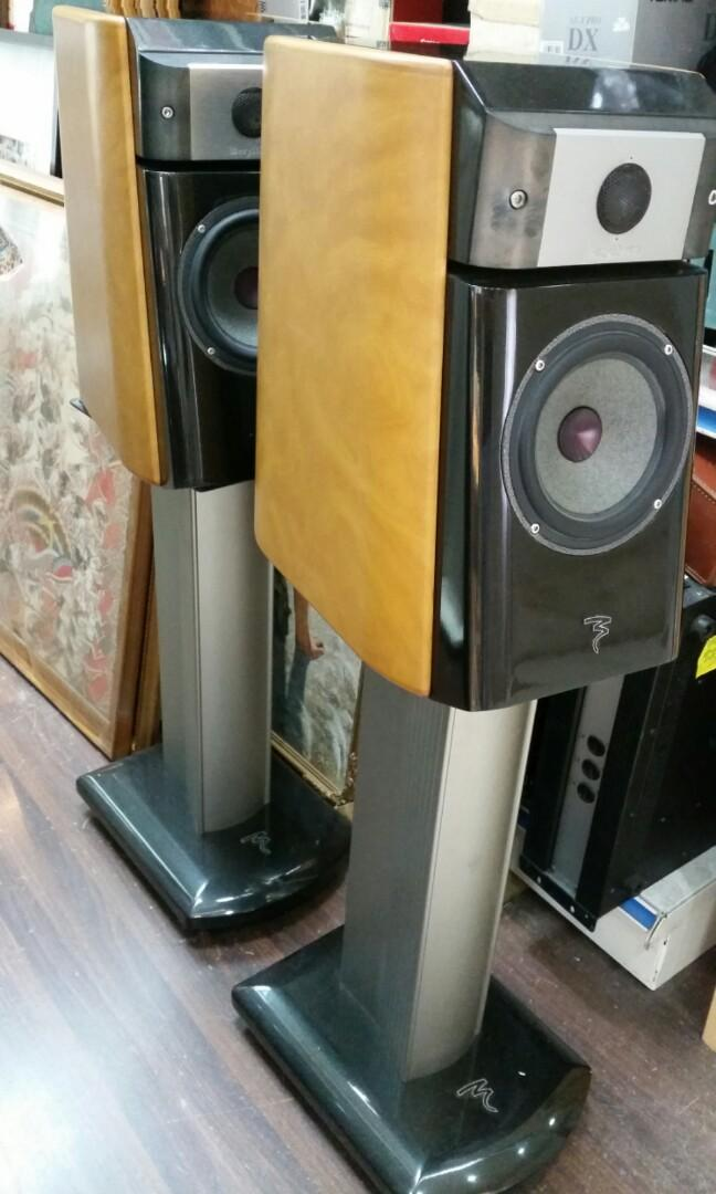 Focal Jmlab Micro Utopia speakers, Electronics, Audio on
