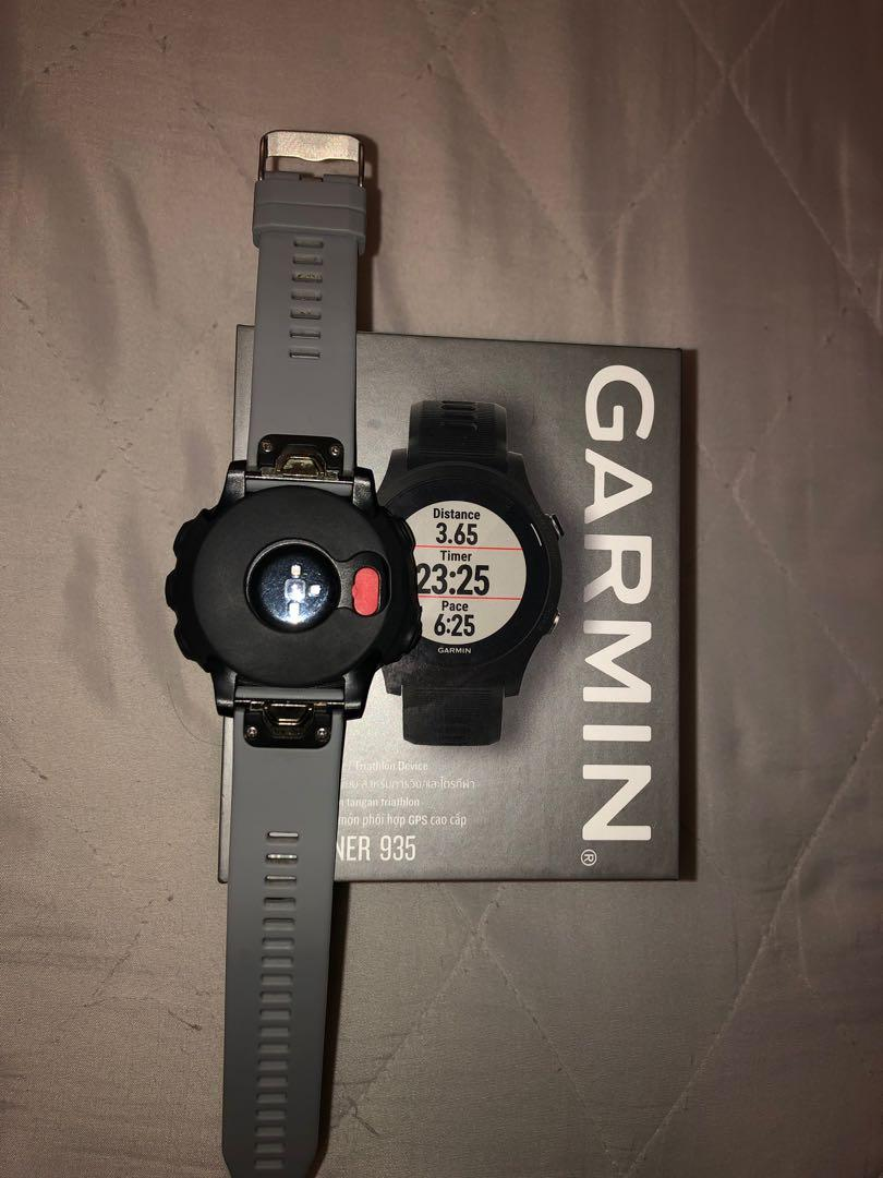 Garmin Forerunner 935, Sports, Sports & Games Equipment on
