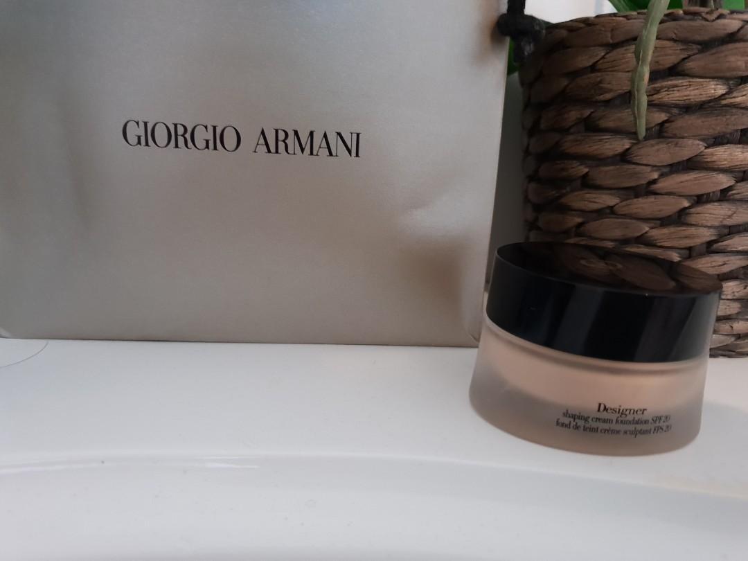 Giorgio armani designer foundation