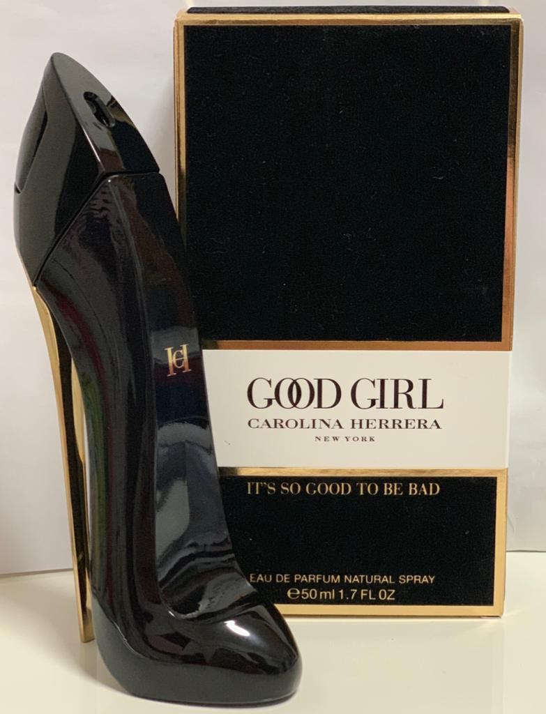 Good Girl Carolina Herrera Health Beauty Perfumes Deodorants