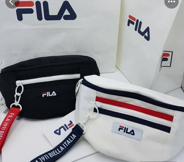 f31d434e3961 INSTOCK FILA Bum Bag Cross Body Shoulder Waist Bag
